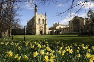 Cheltenham College, Gloucestershire by Peter Thompson