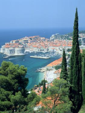 Dubrovnik, Croatia by Peter Thompson