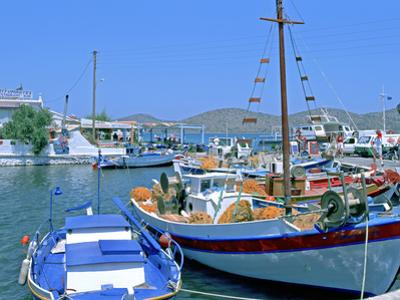 Elounda, Crete, Greece by Peter Thompson