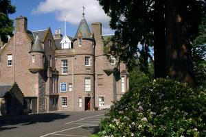 Headquarters of the Royal Highland Regiment, Perth, Scotland by Peter Thompson