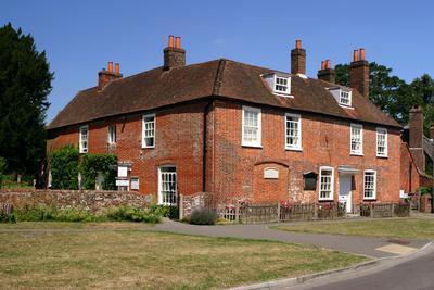 Jane Austens House, Chawton, Hampshire