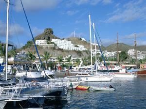 Marina, Puerto Rico, Gran Canaria, Canary Islands by Peter Thompson