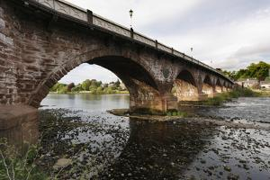 Old Bridge, Perth, Perth and Kinross, Scotland, 2010 by Peter Thompson