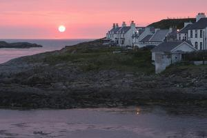 Portnahaven, Islay, Argyll and Bute, Scotland by Peter Thompson