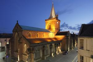 St Johns Kirk, Perth, Perthshire, Scotland, 2009 by Peter Thompson