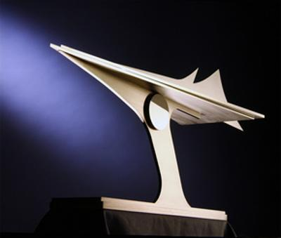 Flight I, 2004 by Peter Thursby