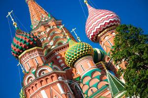 Saint Basil's Cathedral by Petit Group
