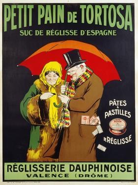 Petit Pain De Tortosa Poster
