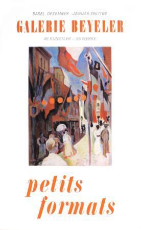 Petits Formats 1967-68