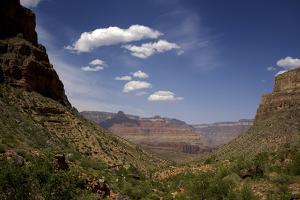 Arizona, Grand Canyon. Inner Canyon Overlook by Petr Bednarik