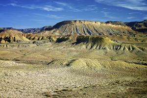USA, Utah, San Rafael Reef. Landscape of San Rafael Reef by Petr Bednarik