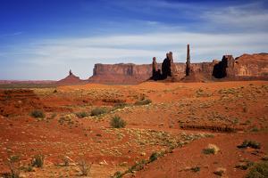 Utah, Monument Valley by Petr Bednarik