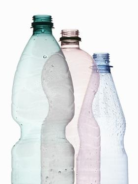 Three Plastic Bottles by Petr Gross