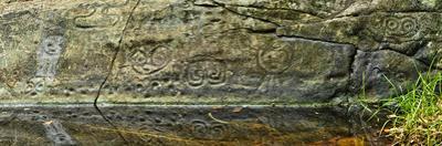 Petroglyphs, Reef Bay, St. John, Us Virgin Islands