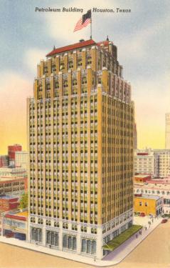 Petroleum Building, Houston, Texas