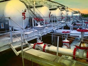 Petroleum Storage Tanks and Shut-Off Valves
