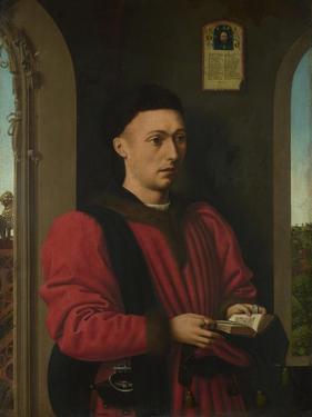 Portrait of a Young Man, 1450-1460 by Petrus Christus