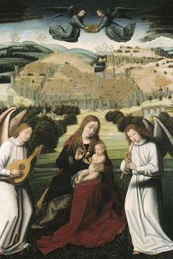 The Virgin of Granada by Petrus Christus