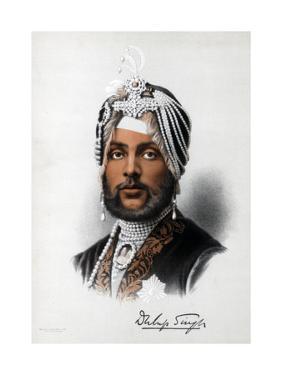 Duleep Singh, Sikh Ruler, C1890 by Petter & Galpin Cassell
