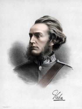 Francis Charteris, 10th Earl of Wemyss, British Whig Politician, C1890 by Petter & Galpin Cassell