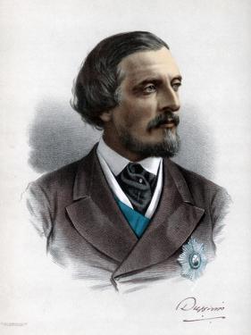 Frederick Temple Blackwood, Earl of Dufferin, British Public Servant, 1893 by Petter & Galpin Cassell