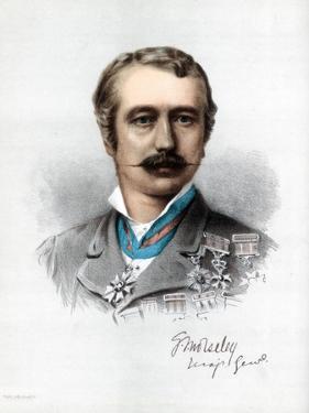 Garnet Joseph Wolseley, 1st Viscount Wolseley, Irish-Born British Soldier, C1890 by Petter & Galpin Cassell