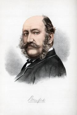 Henry Somerset, 8th Duke of Beaufort, British Peer, Soldier and Politician, C1890 by Petter & Galpin Cassell