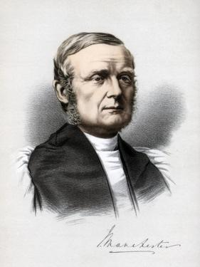 James Fraser, Anglican Bishop of Manchester, C1890 by Petter & Galpin Cassell