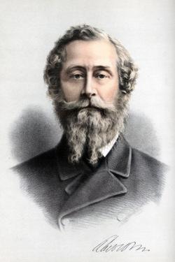 James Hamilton, 1st Duke of Abercorn, British Conservative Politician, C1890 by Petter & Galpin Cassell