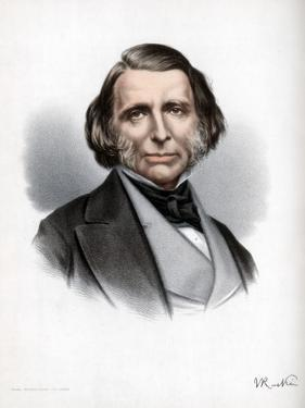 John Ruskin, British Author, Poet, Artist and Critic, C1890 by Petter & Galpin Cassell