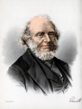 John Russell, 1st Earl Russell, English Whig and Liberal Politician, C1890 by Petter & Galpin Cassell