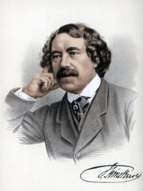 John Sims Reeves, English Vocalist, C1890 by Petter & Galpin Cassell