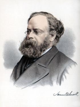 Samuel Plimsoll, British Politician and Social Reformer, C1890 by Petter & Galpin Cassell