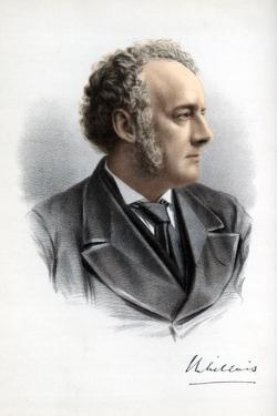 Sir John Everett Millais, 1st Baronet, British Painter and Illustrator, C1890 by Petter & Galpin Cassell