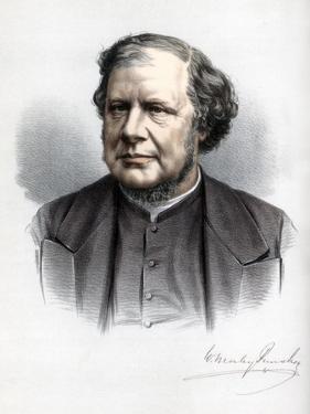 William Morley Punshon, English Nonconformist Divine, C1890 by Petter & Galpin Cassell