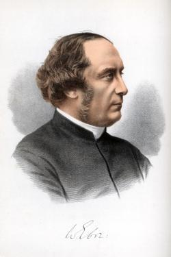 William Thomson, English Church Leader, Archbishop of York, C1890 by Petter & Galpin Cassell