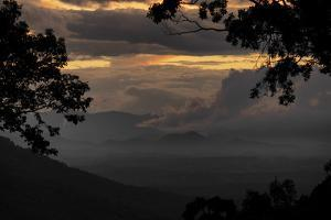 Sunset after Stormy Weather by Petteway White