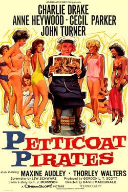 Petticoat Pirates