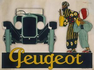 Peugeot Advertisement