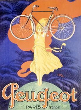 Peugeot Bicycle, Paris