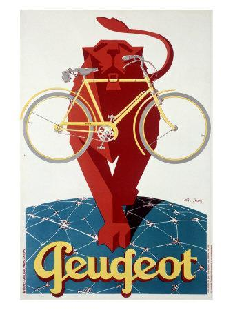 Peugeot Lion Bicycle