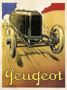 Peugeot Vint Car 1919