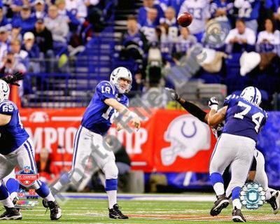 Peyton Manning 2009 AFC Championship Game