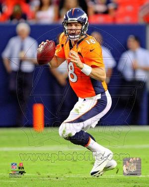 Peyton Manning 2012 Action
