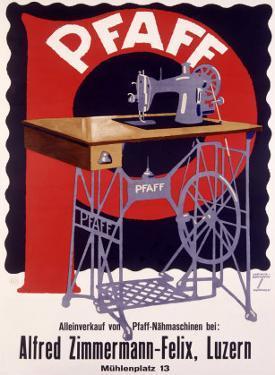 Pfaff German Sewing Machine