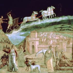 Phaeton in His Chariot, C1470-1536