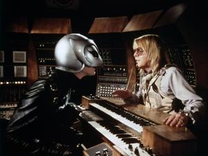 PHANTOM OF THE PARADISE, 1974 directed by BRIAN by PALMA William Finley / Paul Williams (photo)