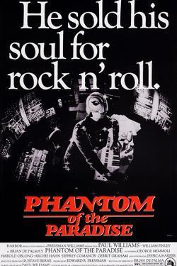 Phantom of the Paradise, William Finley (As the Phantom), 1974