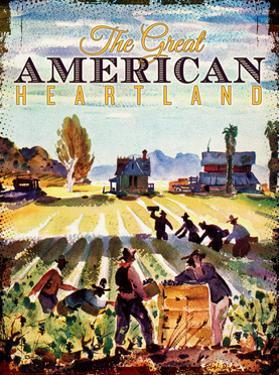 Great American Heartland by Phil Dike