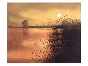 Dusk by Phil Greenwood